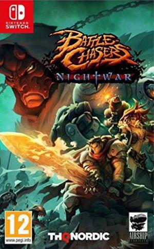 Battle Chasers Nightwar (Nintendo Switch) for Nintendo Switch