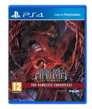 Anima Gate of Memories Nameless Chronicles (PS4) for PlayStation 4