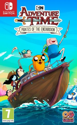 Adventure Time Pirates of the Enchiridion (Nintendo Switch) for Nintendo Switch