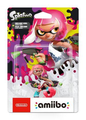 Inkling Girl amiibo - Splatoon 2 (Nintendo Switch) for Nintendo Switch