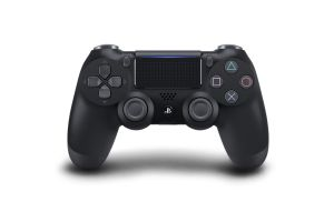 Sony PlayStation DualShock 4 Controller - Black for PlayStation 4