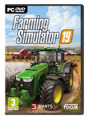Farming Simulator 19 (PC CD) for Windows PC