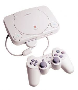 Sony PlayStation One Console - White for PlayStation