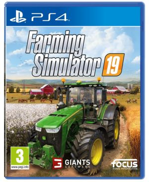 Farming Simulator 19 (PS4) for PlayStation 4
