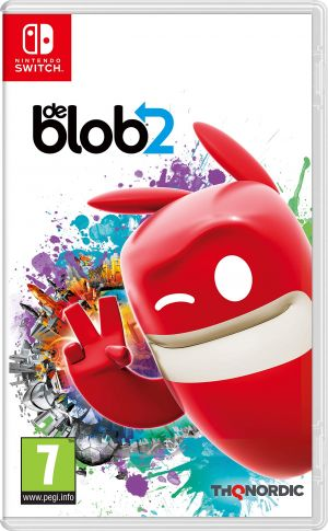 De Blob 2 (Nintendo Switch) for Nintendo Switch