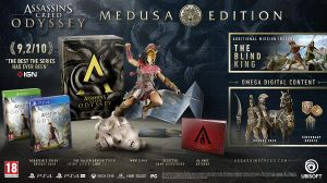 Assassins Creed Odyssey Medusa Edition (Xbox One) for Xbox One
