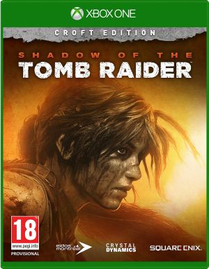 Shadow of the Tomb Raider: Croft Edition (Xbox One) for Xbox One