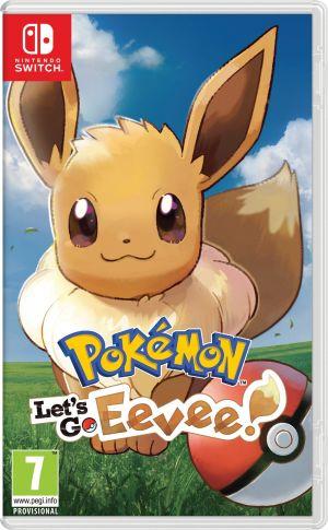 Pokémon: Let's Go, Eevee! (Nintendo Switch) for Nintendo Switch