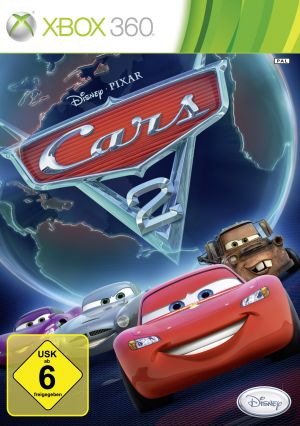 Cars 2 - Das Videospiel (XBOX 360) for Xbox 360