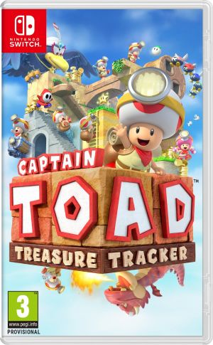 Captain Toad: Treasure Tracker (Nintendo Switch) for Nintendo Switch