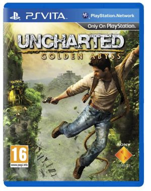 Uncharted: Golden Abyss (PS Vita) for PlayStation Vita