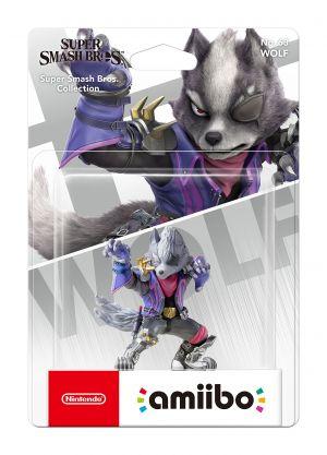amiibo Wolf (Nintendo Switch) for Nintendo Switch