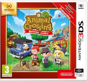Animal Crossing: New Leaf: Welcome amiibo [Nintendo Selects] for Nintendo 3DS