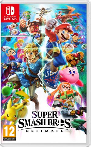 Super Smash Bros: Ultimate for Nintendo Switch