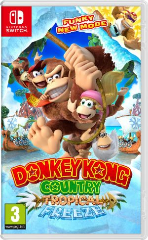 Donkey Kong Country: Tropical Freeze (Nintendo Switch) for Nintendo Switch