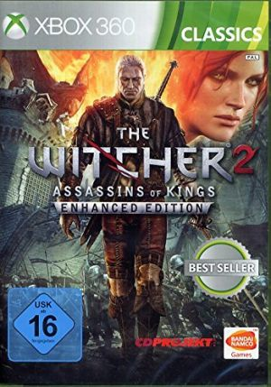 Witcher 2 XB360 Classics [German Version] for Xbox 360