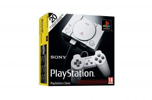 Sony PlayStation Classic Console for PlayStation