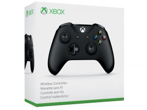 Official Wireless Controller [Black] for Xbox One