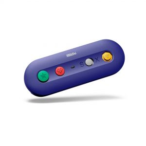 8Bitdo G Bros. Wireless Adapter for Nintendo Switch (Works with Wired GameCube & Classic Edition Controllers) (Nintendo Switch//) for Nintendo Switch