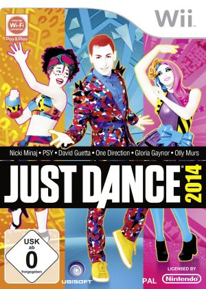 Just Dance 2014 - Nintendo Wii for Wii
