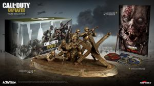 Call of Duty: WWII Valor Collection (Game NOT included) (PS4 / XBO / PC ) for Xbox One
