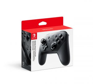 Nintendo Switch Pro Controller - Black for Nintendo Switch