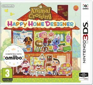 Animal Crossing Happy Home Designer (Nintendo 3DS) for Nintendo 3DS