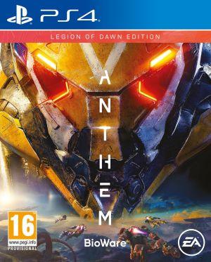 Anthem Legion of Dawn Edition (PS4) for PlayStation 4
