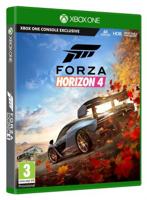 Forza Horizon 4 - Standard Edition (Xbox One) for Xbox One