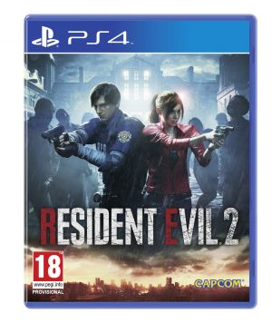 Resident Evil 2 (PS4) for PlayStation 4