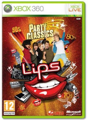 Lips: Party Classics (Xbox 360) for Xbox 360