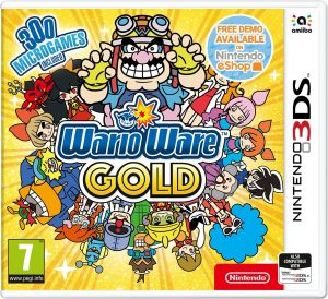 Warioware Gold (Nintendo 3DS) for Nintendo 3DS