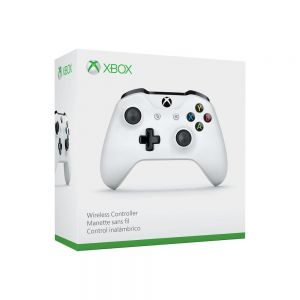 Official Wireless Controller [White] for Xbox One