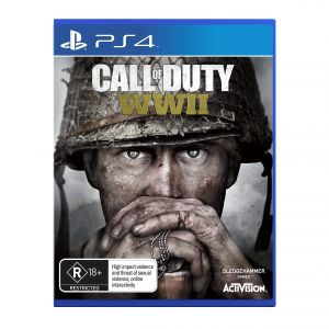 Call of Duty: WWII (PS4) for PlayStation 4