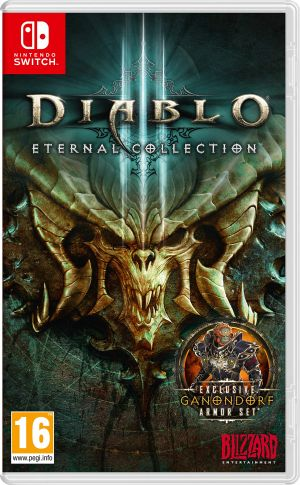 Diablo Eternal Collection (Nintendo Switch) for Nintendo Switch