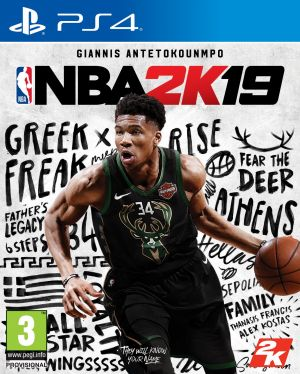 NBA 2K19 (PS4) for PlayStation 4