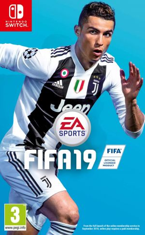 FIFA 19 (Nintendo Switch) for Nintendo Switch