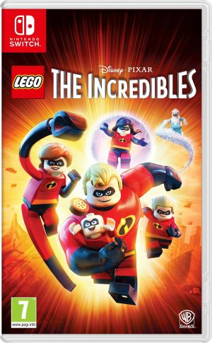 LEGO The Incredibles (Nintendo Switch) for Nintendo Switch