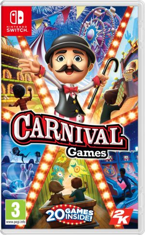 Carnival Games (Nintendo Switch) for Nintendo Switch