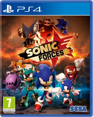Sonic Forces (PS4) for PlayStation 4