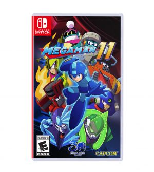 Mega Man 11 Nintendo Switch Game (#) for Nintendo Switch