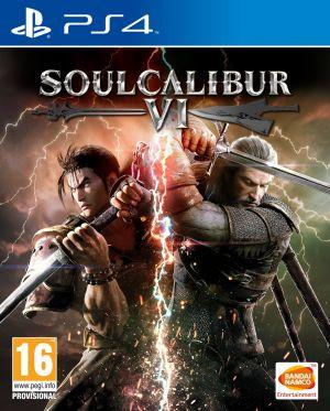 Soul Calibur VI (PS4) for Xbox One