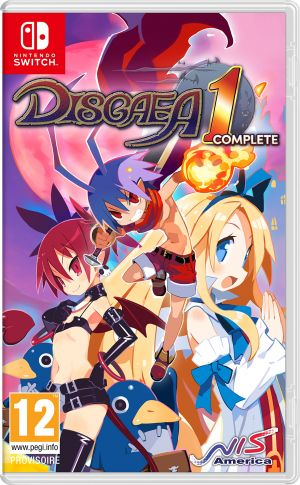 Disgaea 1 Complete (Nintendo Switch) for Nintendo Switch