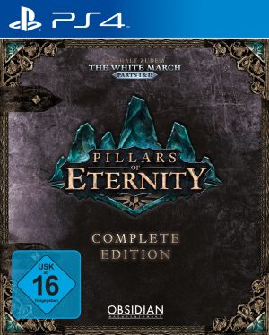 505 Games Pillars of Eternity - Complete Edition PS4 USK: 16 for PlayStation 4