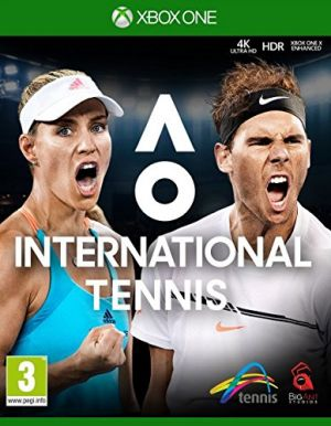 AO International Tennis (Xbox One) for Xbox One
