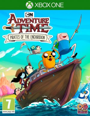 Adventure Time Pirates of The Enchiridion (Xbox One) for Xbox One