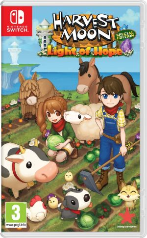 Harvest Moon Light of Hope Special Edition (Nintendo Switch) for Nintendo Switch