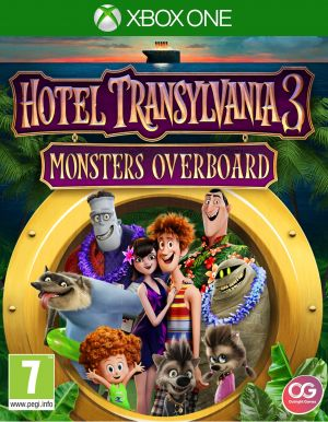 Hotel Transylvania 3: Monsters Overboard (Xbox One) for Xbox One