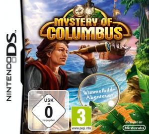 Ancient Spirits - Die Legende von Columbus (DS) for Nintendo DS