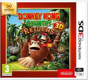 Nintendo Selects - Donkey Kong Country Returns 3D (Nintendo 3DS) for Nintendo 3DS